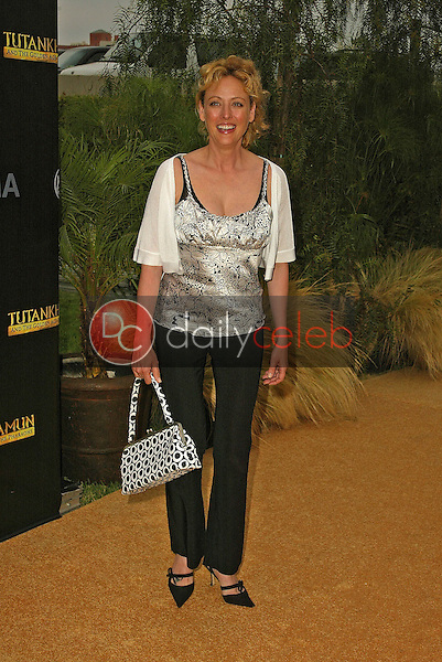 Virginia Madsen<br /> at the King Tut Returns to LACMA for a Five-Month Engagement, LACMA, Los Angeles, CA 06-15-05<br /> David Edwards/DailyCeleb.Com 818-249-4998
