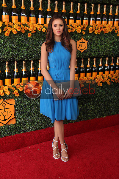 Nina Dobrev<br />
