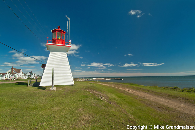 Richibucto Head Lightstation<br /> Cap Lumiere<br /> New Brunswick<br /> Canada