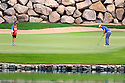 Bernd Weisberger (AUT) in action during the final round of the Abu Dhabi HSBC Golf Championship played at Abu Dhabi Golf Club, UAE 16-19 January 2014.(Picture Credit / Phil Inglis)