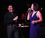 Robert Cuccioli and Linda Eder ('Jekyll & Hyde' Reunion) performing their show 'A New Life' at The Town Hall on October 13, 2012 in New York City.