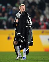 FUSSBALL   1. BUNDESLIGA   SAISON 2011/2012    17. SPIELTAG Borussia Moenchengladbach - FSV Mainz 05             18.12.2011 Marco Reus (Borussia Moenchengladbach)