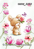 Roger, CUTE ANIMALS, LUSTIGE TIERE, ANIMALITOS DIVERTIDOS, paintings+++++,GBRM2252,#AC#, EVERYDAY ,rabbit
