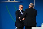(L to R) <br />  Jacques Rogge, <br /> Nenad Laldvic, <br /> SEPTEMBER 8, 2013 : <br /> The fianl presentation of Wrestling during the 125th International Olympic Committee (IOC) session in Buenos Aires Argentina, on Saturday September 8, 2013. <br /> (Photo by YUTAKA/AFLO SPORT)