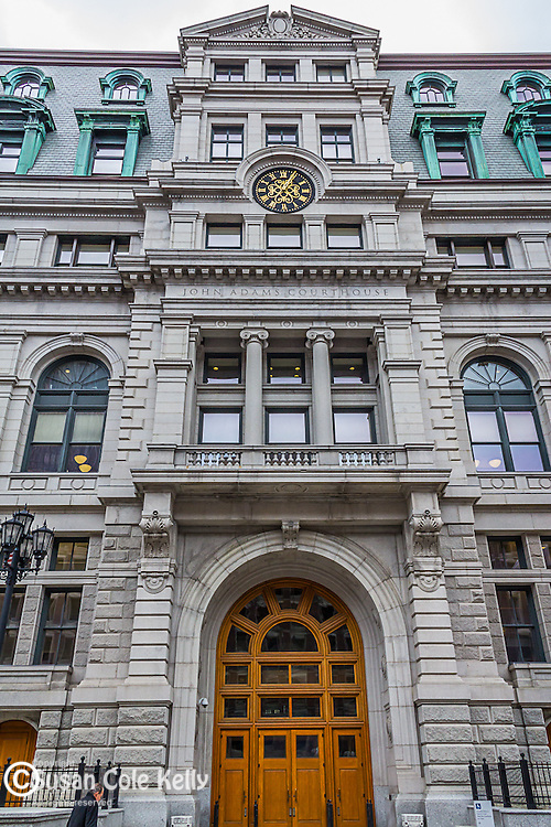 "The Suffolk County Courthouse, also known as the ""John Adams Courthouse"", Boston, Massachusetts, USA"