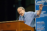 Jonathan Kozol, American writer, educator, and activist.