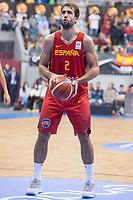 Spain Nacho Llovet during FIBA European Qualifiers to World Cup 2019 between Spain and Slovenia at Coliseum Burgos in Madrid, Spain. November 26, 2017. (ALTERPHOTOS/Borja B.Hojas) /NortePhoto NORTEPHOTOMEXICO