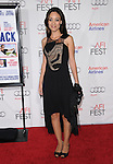 Martina Gusman attends the AFI FEST 2010 presented by Audi Centerpiece Gala screening of CASINO JACK held at The Grauman's Chinese Theatre in Hollywood, California on November 08,2010                                                                               © 2010 Hollywood Press Agency