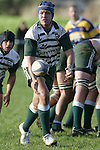C. Luteru. Counties Manukau Premier Club Rugby, Patumahoe vs Manurewa played at Patumahoe on Saturday 6th May 2006. Patumahoe won 20 - 5.
