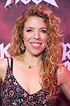 "Kristin Hanggi during the tech rehearsal for ""Rock of Ages"" 10th Anniversary Production on June 13, 2019 at the New World Stages in New York City."