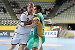 Igor Markovic vs Thiago Santos. MONTENEGRO vs BRAZIL: 25-26 - Preliminary Round - Group A