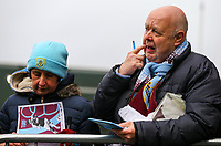 Burnley fans wait for the Fulham team to arrive, to catch an autograph<br /> <br /> Photographer Alex Dodd/CameraSport<br /> <br /> The Premier League - Burnley v Fulham - Saturday 12th January 2019 - Turf Moor - Burnley<br /> <br /> World Copyright © 2019 CameraSport. All rights reserved. 43 Linden Ave. Countesthorpe. Leicester. England. LE8 5PG - Tel: +44 (0) 116 277 4147 - admin@camerasport.com - www.camerasport.com