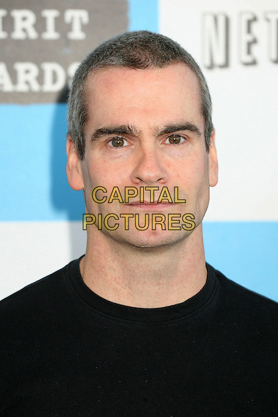 HENRY ROLLINS.2007 Film Independent's Spirit Awards at the Santa Monica Pier, Santa Monica, California, USA,.24 February 2007..portrait headshot.CAP/ADM/BP.©Byron Purvis/AdMedia/Capital Pictures.