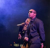 LAS VEGAS, NV - October 17, 2016: ***HOUSE COVERAGE*** Ja Rule and Ashanti performs at Brooklyn Bowl in Las vegas, NV on October 17, 2016. Credit: Erik Kabik Photography/ MediaPunch