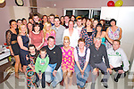 Emer Buckley, Pairc Chuimi?n, Kilcummin, pictured with her family and friends as she celebrated her 30th birthday at home on Saturday night.
