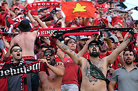 Bridgeview, IL - Saturday August 19, 2017: Toronto FC defeated the Chicago Fire 3-1 in a Major League Soccer match at Toyota Park.