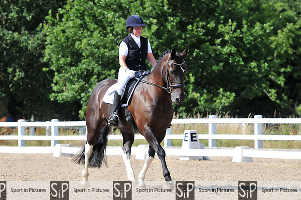 Class 23. Elementary 53. Petplan BD Area festival. Brook Farm training centre. Essex. 02/07/2017. MANDATORY Credit Ellen Szalai/Sportinpictures - NO UNAUTHORISED USE - 07837 394578