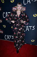 """LOS ANGELES - FEB 27:  Amanda Fuller at the """"Cats"""" Play Opening at the Pantages Theater on February 27, 2019 in Los Angeles, CA"""