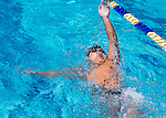 Los Altos Mountain View Aquatic Club hosted a March Madness meet at Eagle pool in Mountain View on March 29, 2015