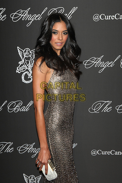 NEW YORK, NY - OCTOBER 20: Heidy De la Rosa pictured at Angel Ball 2014 hosted by Denise Rich at Cipriani's in New York City on October 20, 2014.  <br /> CAP/MPI/DIE<br /> &copy;Diego Corredor/ MediaPunch/Capital Pictures