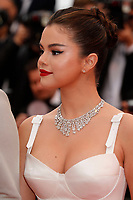 CANNES, FRANCE -  Selena Gomez attends 'The Dead don't Die' premiere during the 72nd annual Cannes Film Festival on May 14, 2019 in Cannes, France.<br /> CAP/GOL<br /> &copy;GOL/Capital Pictures