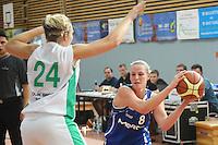 Ana-Maria Kammer (Weiterstadt) gegen Pery (Bamberg)