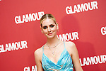 Italian influencer Chiara Ferragni during the Dinner of Glamour Magazine in her Honor. June 27, 2019. (ALTERPHOTOS/Acero)