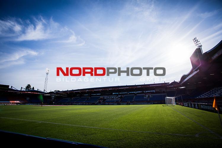 21.07.2017, Koenig Willem II Stadion , Tilburg, NLD, Tilburg, UEFA Women's Euro 2017, Deutschland (GER) vs Italien (ITA), <br /> <br /> im Bild | picture shows<br /> Koenig Willem II Stadion, <br /> <br /> Foto © nordphoto / Rauch