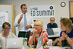 Dr. Edsel Clark joins Los Altos School District Leadership Team