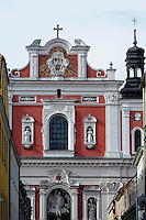 Kirche Maria Magdalena in Posnan (Posen), Woiwodschaft Gro&szlig;polen (Wojew&oacute;dztwo wielkopolskie), Polen Europa<br /> Church Maria Magdalena in Posnan, Poland, Europe