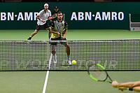 ABNAMRO World Tennis Tournament, 16 Februari, 2018, Rotterdam, The Netherlands, Ahoy, Tennis, Mate Pavic (CRO) / Oliver Marach (AUT)<br /> <br /> Photo: www.tennisimages.com