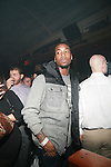 """Mario Manningham Attends Super Bowl XLVI Champions Mario """"The Catch"""" Manningham, Hakeem Nicks, Bear Pascoe  and Justin Tuck Host An Official Giants Parade After Party at Hudson Terrace Presented by Avion Tequila and Pierre-Jouët, NY  2/7/12"""