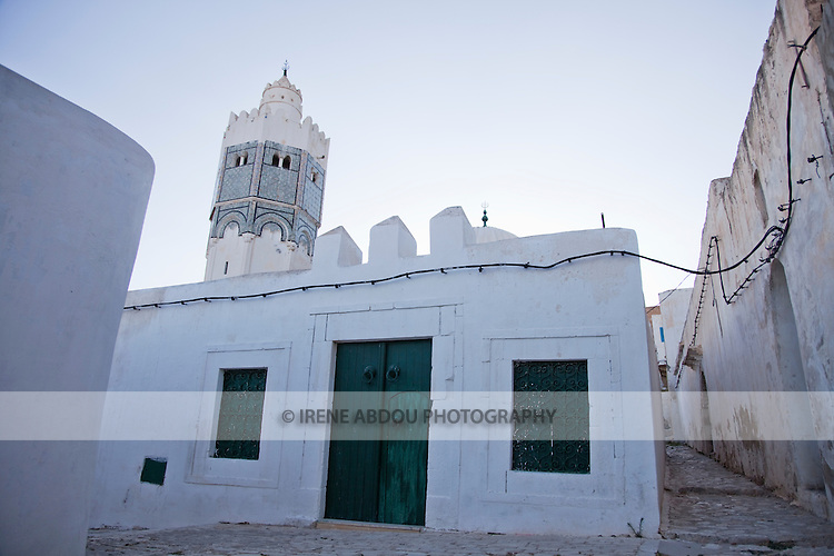 Sidi Bou Makhlouf mosque in El Kef, one of the most underrated tourist destinations in Tunisia