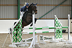Class 4. Newcomers. British Showjumping seniors. Brook Farm training centre. Essex. 01/10/2017. MANDATORY Credit Garry Bowden/Sportinpictures - NO UNAUTHORISED USE - 07837 394578