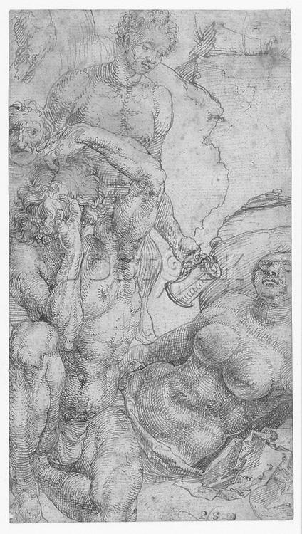 The Insane, Albrecht Dürer, 1514 - 1600