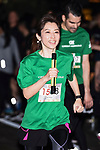 Runners compete during the Bloomberg Square Mile Relay race across Naka-Dori Street in Marunouchi's District on Thursday, 17th May 2018 in Tokyo, Japan. Photo by Matt Roberts / Power Sport Images
