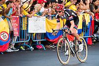 La Vuelta a España 2016 in Madrid. September 11, Spain. 2016. (ALTERPHOTOS/BorjaB.Hojas) NORTEPHOTO.COM