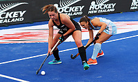 Olivia Shannon during the Pro League Hockey match between the Blacksticks women and Argentina, Nga Punawai, Christchurch, New Zealand, Sunday 1 March 2020. Photo: Simon Watts/www.bwmedia.co.nz