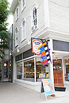 Kilwins Candy Shop in Saugatuck, Michigan, USA