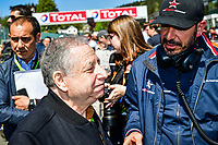 JEAN TODT (FRA) PRESIDENT OF THE INTERNATIONAL FEDERATION OF THE AUTOMOBILE