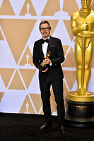 Gary Oldman at the 90th Academy Awards Awards at the Dolby Theartre, Hollywood, USA 04 March 2018<br /> Picture: Paul Smith/Featureflash/SilverHub 0208 004 5359 sales@silverhubmedia.com