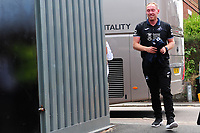 Steve Cooper Head Coach of Swansea City arrives for the pre season friendly match between Exeter City and Swansea City at St James Park in Exeter, England, UK. Saturday, 20 July 2019