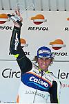 jerez. espa&ntilde;a. motociclismo<br /> primera carrera del CEV en jerez. Superbike<br /> 06-04-14<br /> En la imagen :<br /> carmelo morales<br /> photocall3000 / rme