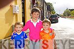 John Henderson, Conor Henderson and Luke Henderson from Firies.