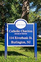 Catholic Charities Agency, Diocese Trenton, Burlington, New Jersey, USA