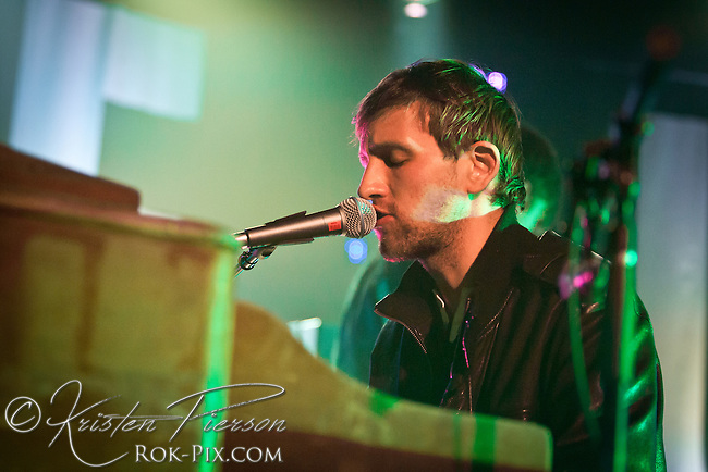 Fun performing at Lupo's in Providence on March 1, 2012