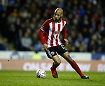 David McGoldrick of Sheffield Utd during the FA Cup match at the Madejski Stadium, Reading. Picture date: 3rd March 2020. Picture credit should read: Simon Bellis/Sportimage
