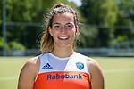 AMSTELVEEN - FREDERIQUE MATLA, Nederlands team dames op weg naar de HWL. COPYRIGHT KOEN SUYK