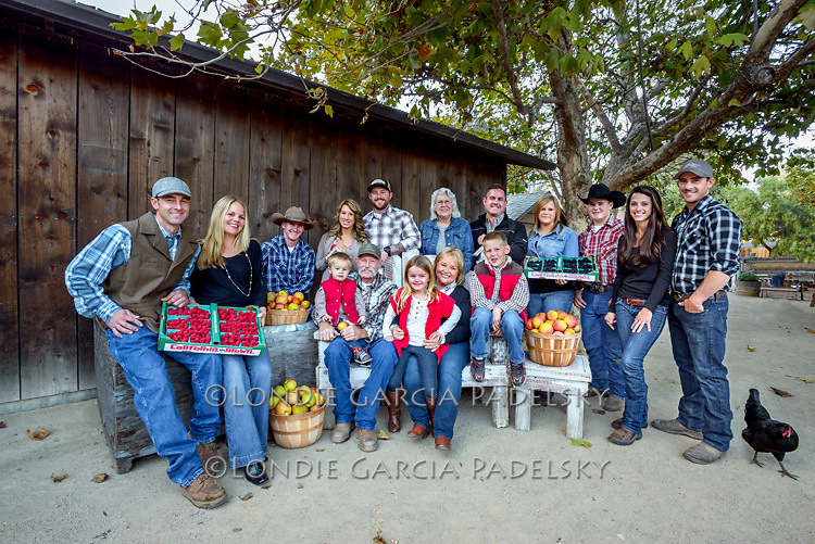 People at Farm Stand Photo