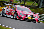 Susie Wolff - Persson Motorsport DTM AMG Mercedes C-Coupe